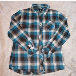 Ocean current XL flannel